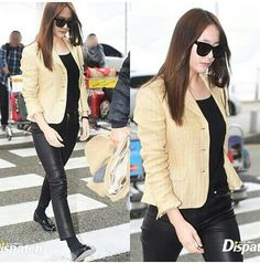 chubby baby jung, yet chic n cool style.