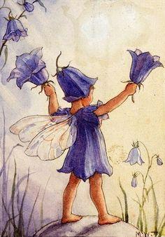 The Bluebell Fairy,  Margaret Tarrant