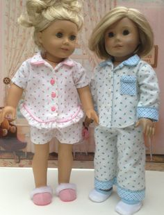 Handmade 18 inch Doll Clothes Fit American by mybonbonboutique
