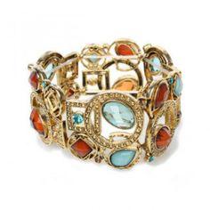 Jeweled Bangle Black Diamond, Diamond Rings, Fantasy Jewelry, Gold Bangles, Asian Fashion, Casual Tops, Bracelet Watch, Jewelry Box, Fashion Jewelry