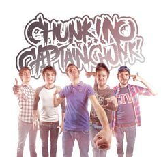 chunk no captain chunk | CHUNK! NO, CAPTAIN CHUNK! NEW SONG UP!