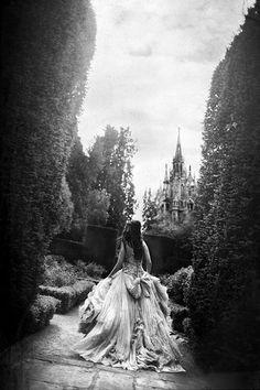 Fairytale Garden Castle