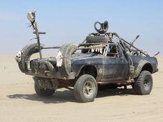 i pouštní bandité recyklují