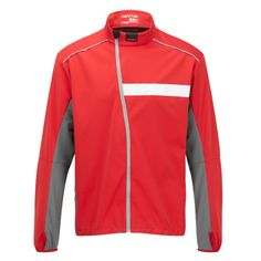 ashmei nightrunner running jacket softshell winter