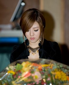 Hwang Mi Hee <3 😘