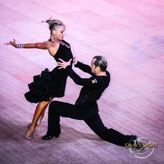 The one and only Riccardo and Yulia. They're so wonderful together.
