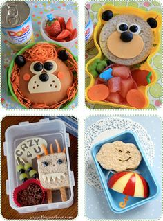 Creative Lunch Box Ideas for Kids