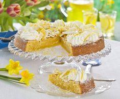 Fika, Lemon Curd, Vanilla Cake, Cheesecake, Cookie Recipes, Tasty, Sweets, Snacks, Cookies