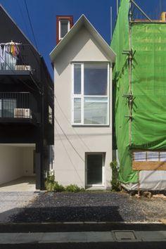 スプリットまちや│Split Machiya   [設計] アトリエ・ワン     [architect] Atelier Bow-Wow [所在地] 東京都新宿区     [location] Shinjuku, Tokyo, Japan