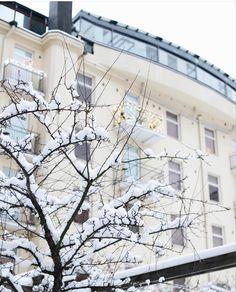 Winter Day, Helsinki, Windows, Beautiful, Ramen, Window