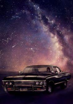 In The Light Art Print Supernatural Wallpaper Iphone Supernatural Background Supernatural Destiel Castiel