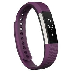 Fitbit Alta Wireless Activity and Sleep Tracker Wristband - Plum