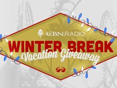 Enter the CBN Radio's Winter Break Vacation Giveaway for a chance to win a Universal Studios Getaway Vacation!