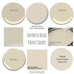 Ideas bedroom paint colors benjamin moore grant beige for 2019 Beige Paint Colors, Bedroom Paint Colors, Interior Paint Colors, Paint Colors For Home, Grey Paint, Interior Design, House Colors, Interior Decorating, Interior Plants