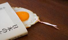 準備好「開動」你的書了嗎?日本食物書籤,一次滿足愛吃和愛看書的你! 3