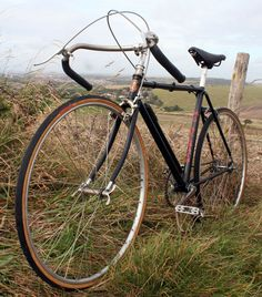 1934 Selbach 'Improved Taper Tube Model' – The Online Bicycle Museum Velo Retro, Old Bicycle, Touring Bike, Altered Images, Road Bikes, Vintage Bicycles, Cycling, Museum, Club