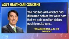In the forgoing article, Tim Armstrong, the comments of the CEO of America Online (AOL) resulted in outcry around the country! There were allegations of scapegoats, privacy violations and various sins in making this announcement. What gives this CEO the right to highlight these families' struggles? Well, can you say two million dollars?