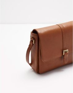PADSTOWLeather Cross Body Bag Joules Clothing, Crew Clothing, Dark Tan, Leather Crossbody Bag, Cross Body, Messenger Bag, Satchel, Bags, Accessories