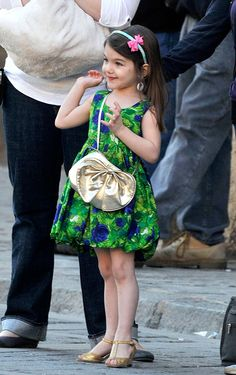 oh suri! best dressed child celebrity :)