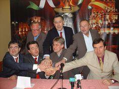 Presentación del Grand Slam en Linares   Noticias de ajedrez