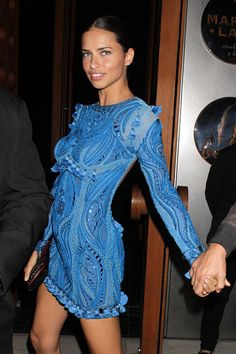 Adriana Lima Photos - Victoria's Secret Fashion Show After Party - Zimbio