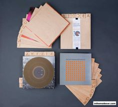 Alphabetize Your Record Collection With These Laser-Cut Wood Dividers - http://www.inthomedecor.com/home-design-ideas/alphabetize-your-record-collection-with-these-laser-cut-wood-dividers.html