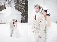 Resultado de imagen para bodas en la nieve