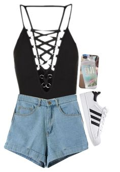 """FOLLOW ME ON INSTA @alyssadesgrange comment so I can follow you back"" by alyssadesgrange ❤ liked on Polyvore featuring Topshop"