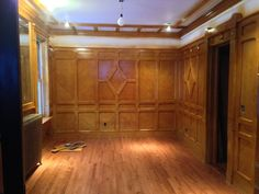 Beautifully done remodel. Late Victorian Dining Room Update II - Nearing the Finish Line for Woodwork
