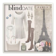 """What to Wear: Blind Date"" by margaretebooth ❤ liked on Polyvore featuring Laura Ashley, Stuart Weitzman, Subtle Luxury, Narciso Rodriguez, Carolee, Victoria Beckham and Illesteva"