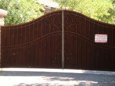 Photo Gallery: Automatic Wrought Iron Gates, Arizona
