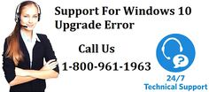 Call @ +1-800-961-1963 for troubleshooting technical problems with Windows 10