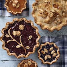 Terrific Thanksgiving Pie Ideas.