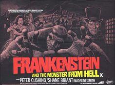 Frankenstein by Hammer