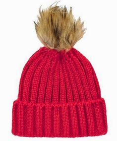 Snow Bunny Outfit essentials - a pom pom hat to keep you warm from TopShop at Nordstrom!