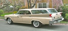 1961 - Chrysler Newport Town & Country...Re-pin brought to you by #carinsurance at #houseofInsurance in Eugene