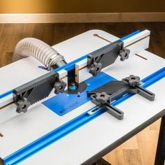 Bosch colt router table by dave owen lumberjocks rockler tablesaw crosscut sled router table keyboard keysfo Image collections
