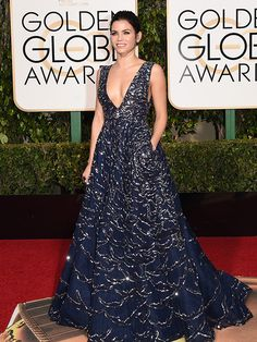 Golden Globes 2016: Lady Gaga, Olivia Wilde and More Best Dressed (According to…