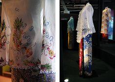 """IMGP7343-66 Paris - Musée du quai Branly - """"Baba Bling"""" - La culture chinoise à Singapour"""
