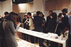 Event guests - YUKARI Exhibition Opening Recap - Nalata Nalata