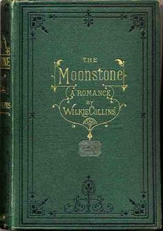 The Moonstone...Wilkie Collins   1871 I have read this long ago.  Mary mentions reading it to Sherlock Holmes upon their first meeting at the Royale with Dr. Watson.