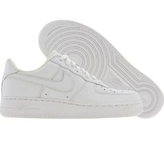 the latest 1b861 03506 Nike Womens Air Force 1 Low (white   white) 307109-116 -  79.99