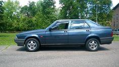 Alfa Romeo - 75 1.8 I.E - 1988