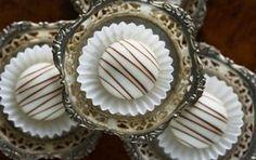 Σοκολατάκια με λευκή σοκολάτα και ξηρούς καρπούς - iCookGreek