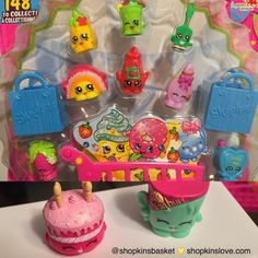 Hidden Shopkins - SHOPKINS LOVE