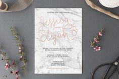 Printable Wedding Invitation // Marble Wedding // Wedding Invitation // Digital // Gold Marble Wedding Invite //  Wedding Invite //