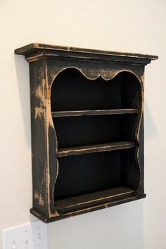 Hey, I found this really awesome Etsy listing at http://www.etsy.com/listing/130600083/shabby-style-wall-shelf-primitive-wall