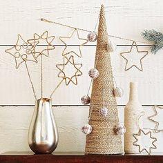 shabby chic #Christmas decor