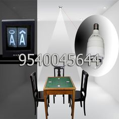 White Light LED Bulb Casino Cheating Device is the best option for tricks all card games in private room casinos. This cheating device can easily detect the number of cards. A small hidden camera is fitted in the led bulb device for seeing the hidden markings on the cards which cannot be traced by anyone. This device supports all card games like Cutpatta, Maangpatta, Poker and many more. Visit us for more information…
