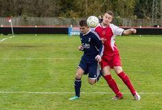Bracknell Town FC vs Woodley Town FC — NeilGrahamPhotography.com
